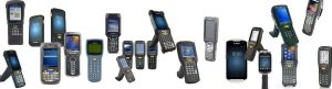 Hand Held Barcode Terminals Mobile Computers