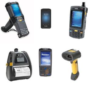 Rental Barcode Scanner Hand Held Terminals